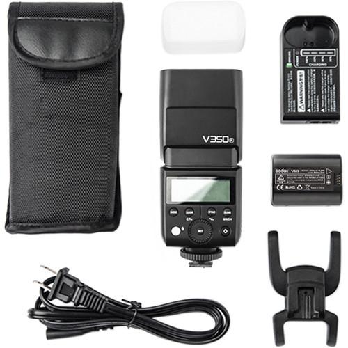 Godox V350O - Blitz Mirrorless - Olympus/ Panasonic 2