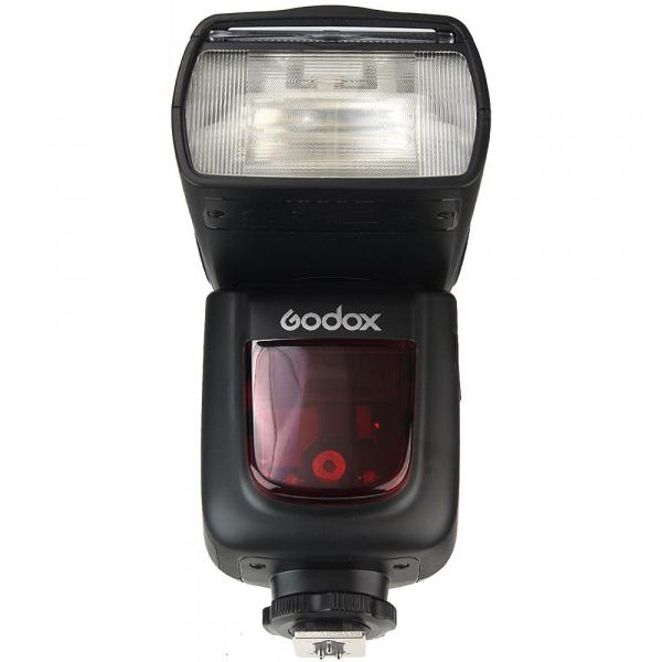 Godox Ving V860-O II kit, blitz 2.4G Wireless E-TTL pentru Olympus/Panasonic , numar director 60 3