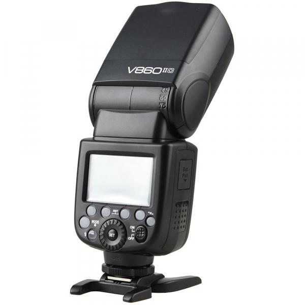 Godox Ving V860-O II kit, blitz 2.4G Wireless E-TTL pentru Olympus/Panasonic , numar director 60 5