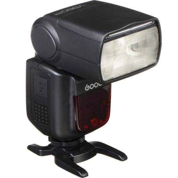 Godox Ving V860N II kit blitz 2.4G Wireless i-TTL pentru Nikon, numar director 60 4