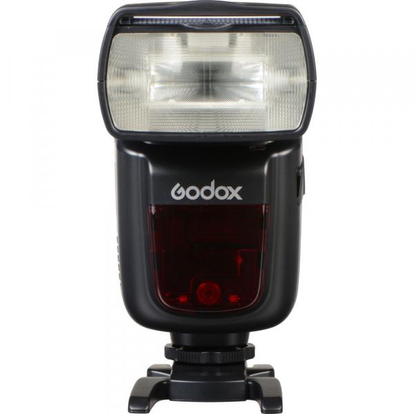 Godox Ving V860N II kit blitz 2.4G Wireless i-TTL pentru Nikon, numar director 60 1