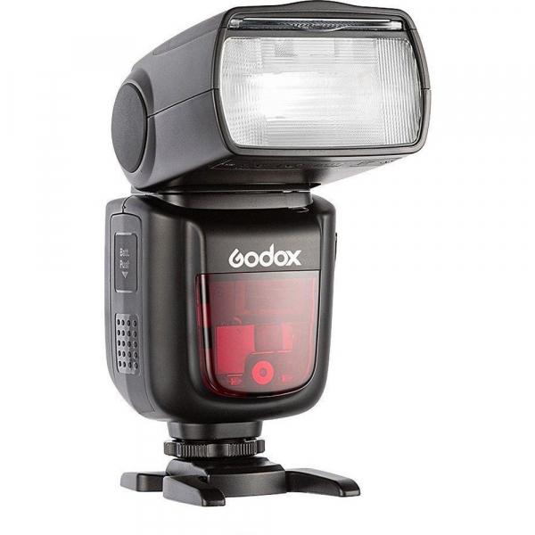Godox Ving V860S II kit blitz 2.4G Wireless TTL pentru Sony, numar director 60 4