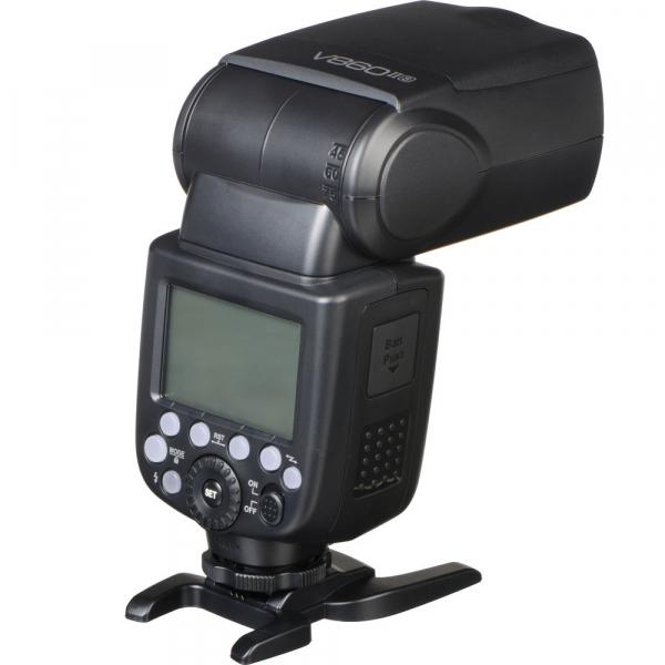Godox Ving V860S II kit blitz 2.4G Wireless TTL pentru Sony, numar director 60 6