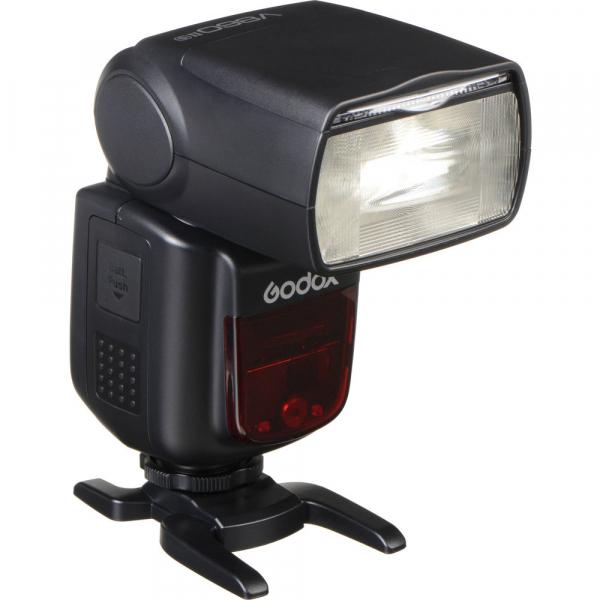 Godox Ving V860S II kit blitz 2.4G Wireless TTL pentru Sony, numar director 60 5
