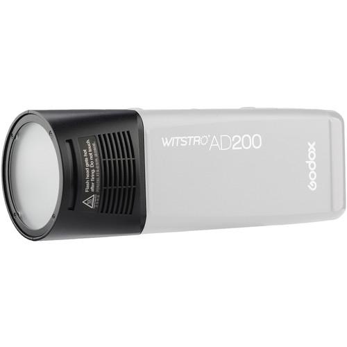 Godox Witstro H200R - Cap Flash Rotund pentru  AD200 TTL 2