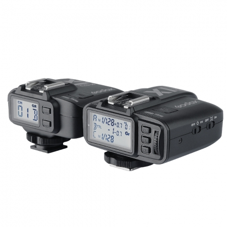 Godox X1-N -  kit transmitator si receptor wireless 2.4GHz  TTL,  pentru Nikon 1