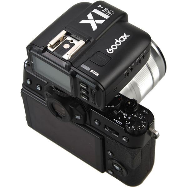 Godox X1T-F - transmitator radio TTL 1/8000s pentru Fuji 2
