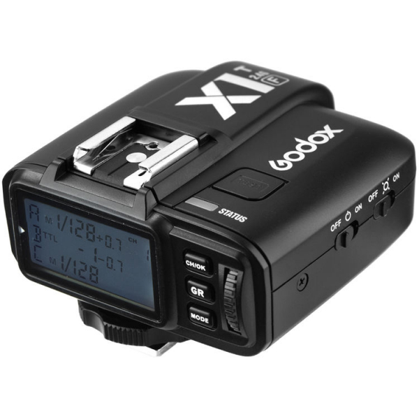 Godox X1T-F - transmitator radio TTL 1/8000s pentru Fuji 0