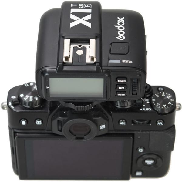 Godox X1T-F - transmitator radio TTL 1/8000s pentru Fuji 3