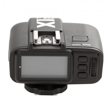Godox X1T-N - transmitator radio TTL 1/8000s pentru Nikon [3]