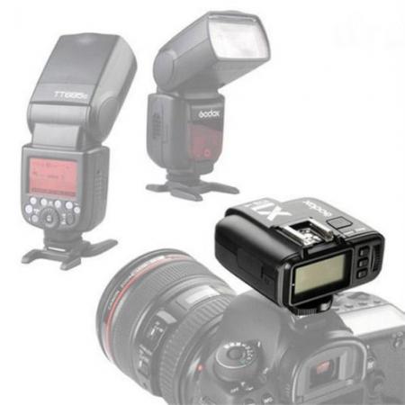 Godox X1T-N - transmitator radio TTL 1/8000s pentru Nikon [1]