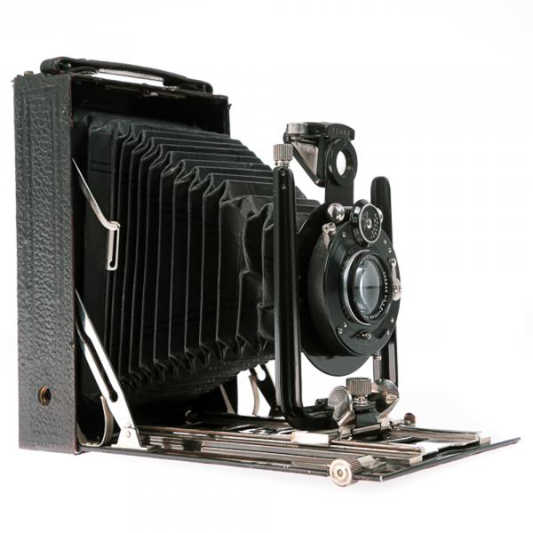 Goerz Tenax 10X15cm, Dogmar 6,3/165mm [3]