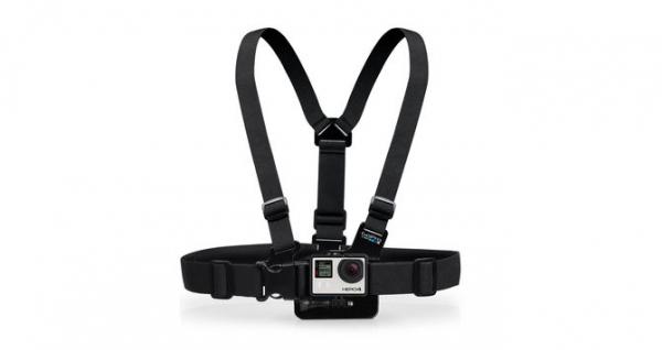 GoPro Chest Mount Harness GCHM30-001 - sistem prindere pe piept pentru HERO 0