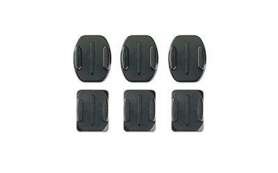 GoPro flat and curved adhezive mounts AACFT-001 - Monturi autoadezive drepte si curbate  [0]
