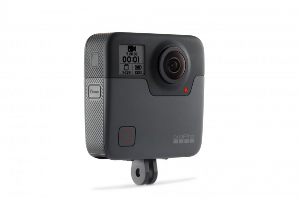 GoPro Fusion - camera video actiune 360 1