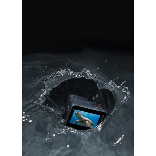 GoPro Hero 7 Black - Comenzi vocale, Stabilizare video, Wi-Fi, GPS, Rezistent la apa, 4k60/1080p240 4