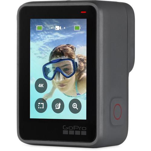 GoPro Hero 7 Silver - Comenzi vocale, Stabilizare video, GPS, Rezistent la apa, 4k30/1080p60 3