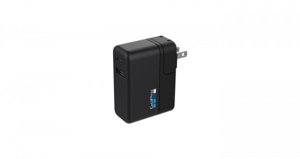 GoPro Supercharger AWALC-002-EU , incarcator rapid 0