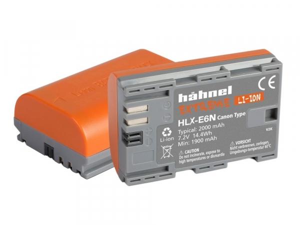 Hahnel extreme HLX-E6N - acumulator replace tip Canon LP-E6N -2000mAh 2