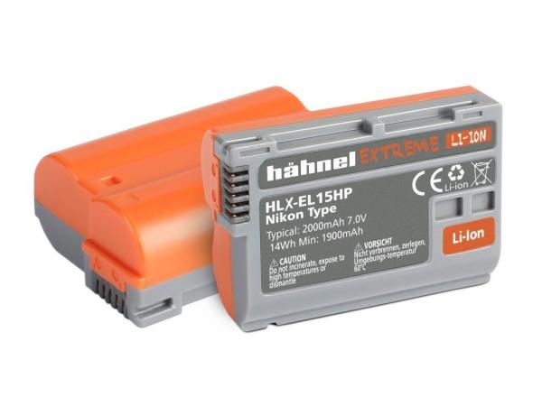 Hahnel extreme HLX-EL15HP - acumulator replace tip Nikon EN-EL15 -2000mAh 2