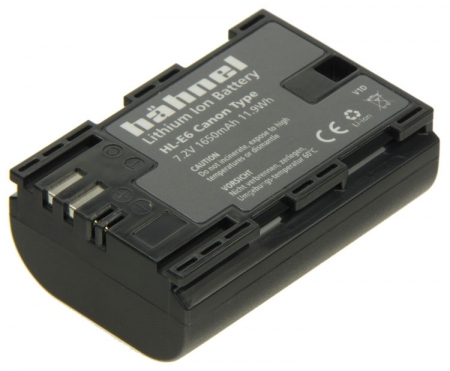 Hahnel HL-E6 - Acumulator replace tip Canon LP-E6 1650mAh 1