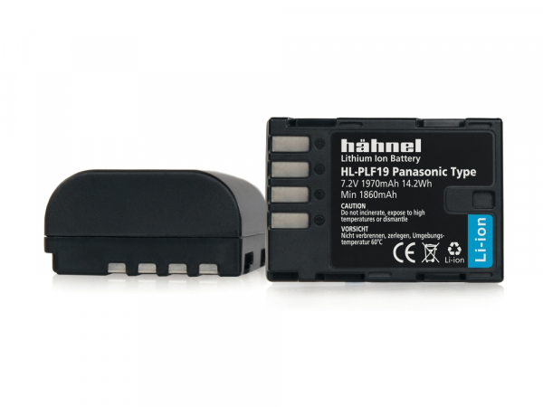 Hahnel HL-PLF19 - Acumulator replace pt Panasonic DMW-BLF19  , 1970mAh 0