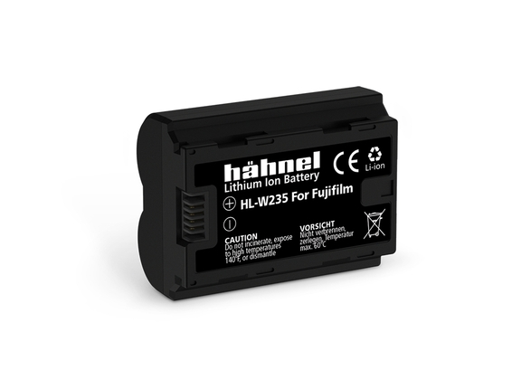 Hahnel HL-W235  - acumulator replace tip Fuji NP-W235, 2250mAh, 7.2V, 16.2Wh [1]