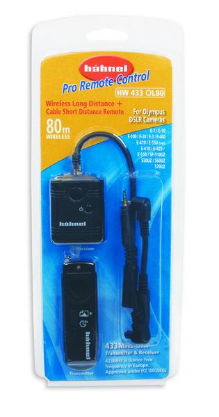 Hahnel (HW 433 OL80) telecomanda radio pentru Olympus [0]