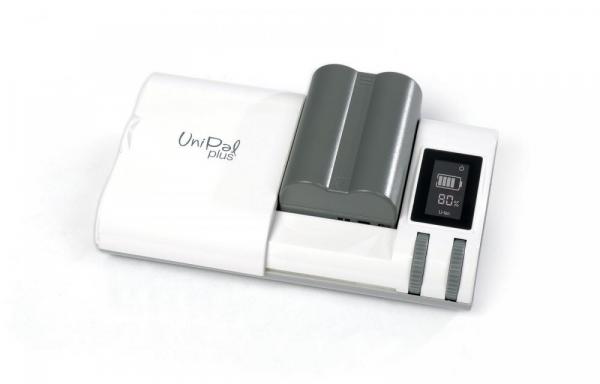 Hahnel Unipal Plus - incarcator universal 2