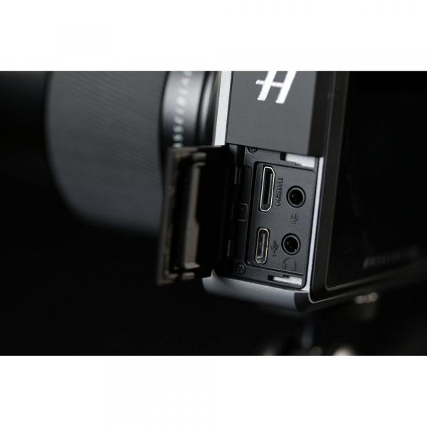 Hasselblad X1D-50c - mirrorless, format mediu body argintiu 6