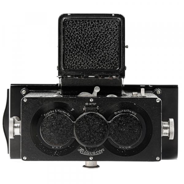 Heidoscop Stereo 6x13cm Tessar 4,5/75mm 1