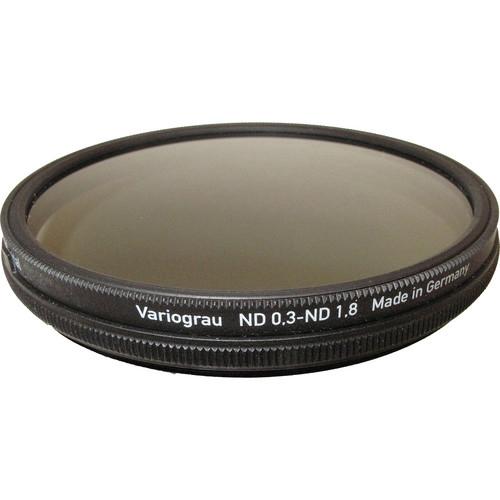 Heliopan 58mm Densitate neutra (ND) Variabil 2X - 64X (-1EV la -6EV) 0