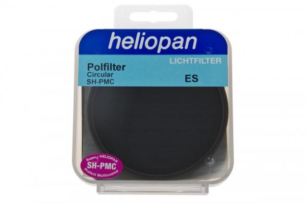 Heliopan 72mm Polarizare Circulara PMC Multicoated (din sticla Germana Schott) 0