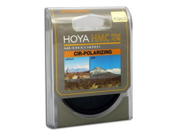 Hoya 62mm Polarizare Circulara - HMC 0