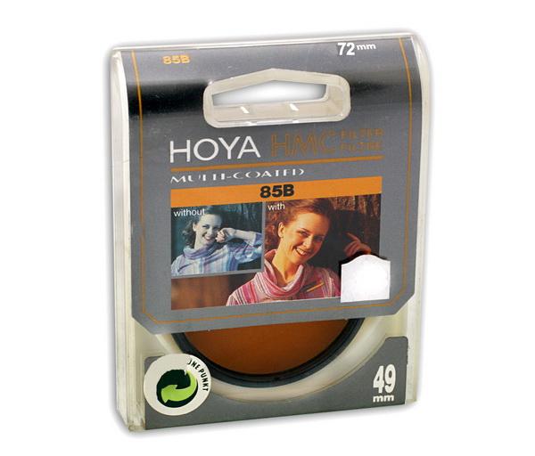 Hoya Conversie 85B , 72mm [0]