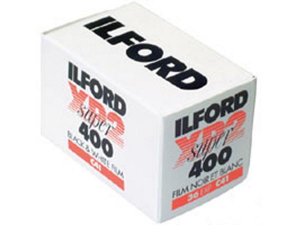 ILFORD  XP2 400 Super - film alb-negru negativ, ISO 400, 135mm, 36 pozitii 0