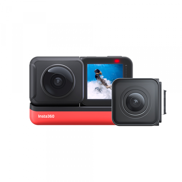 Insta360 ONE R Twin Edition - camera video actiune 360 1