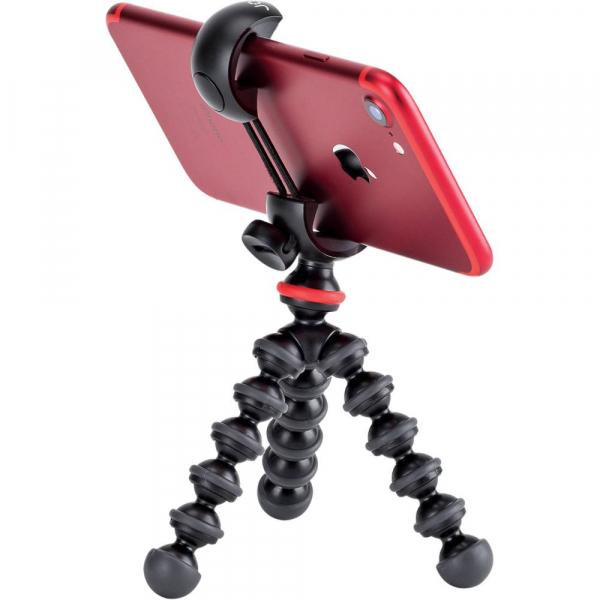Joby GorillaPod Mobile Mini , black 1
