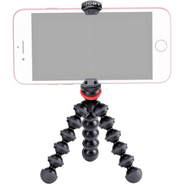 Joby GorillaPod Mobile Mini , black 0