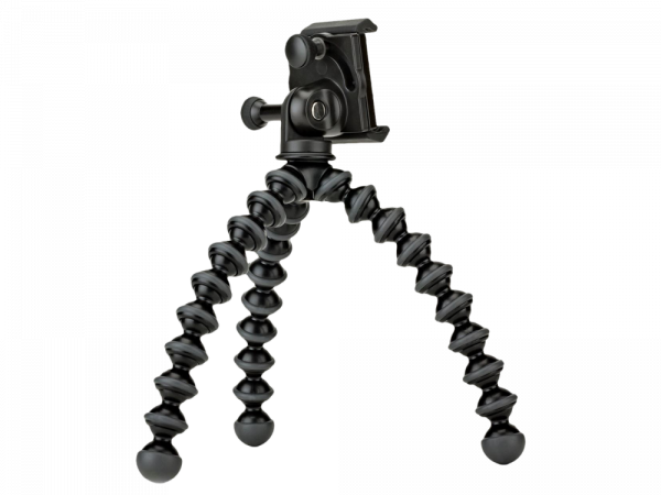 Joby GripTight GorillaPod Stand PRO , black + adaptor smartphone 2