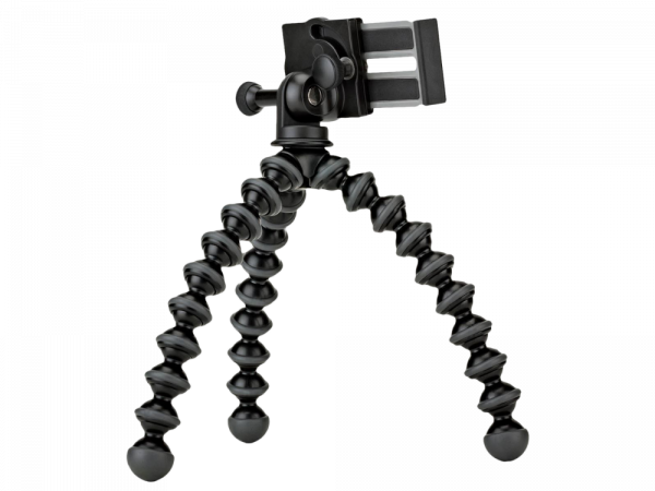 Joby GripTight GorillaPod Stand PRO , black + adaptor smartphone 1