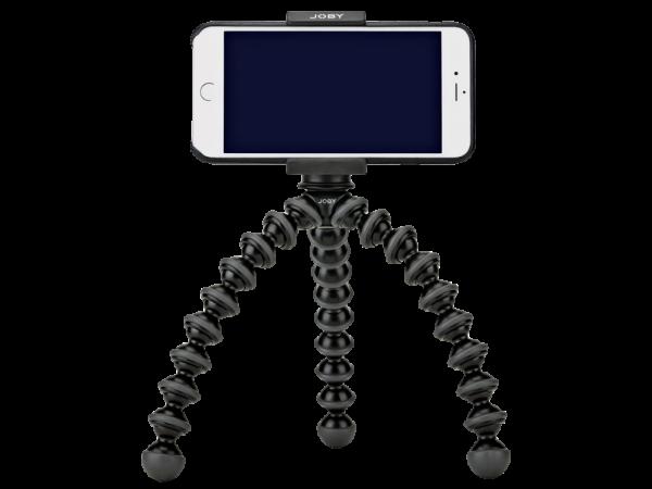 Joby GripTight GorillaPod Stand PRO , black + adaptor smartphone 3