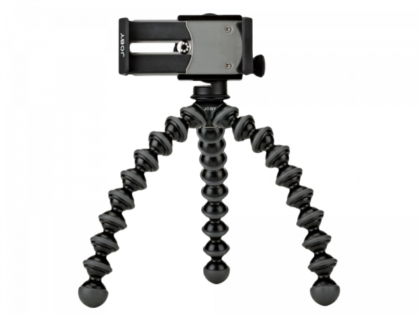Joby GripTight GorillaPod Stand PRO , black + adaptor smartphone 0
