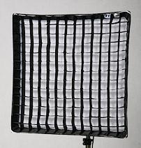 JTL grid (fagure) pentru softbox 90cm x 90cm, cu velcro 0