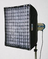 JTL grid (fagure) pentru softbox 90cm x 90cm, cu velcro 1