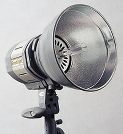 JTL Lumina continua Everlight 500Ws cu reflector si voleti 6