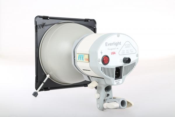 JTL Lumina continua Everlight 500Ws cu reflector si voleti 4