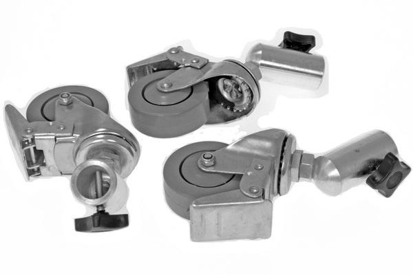 JTL set 3 rotile de metal, cu fixare [0]