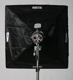 JTL softbox sJ 60cm x 60cm, pt J-160 1