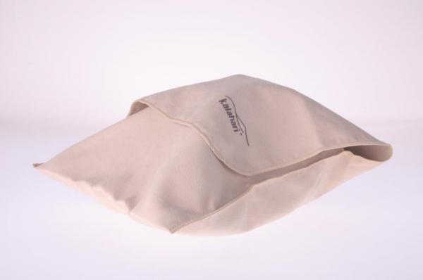 Kalahari husa microfibra tip buzunar, bej 5